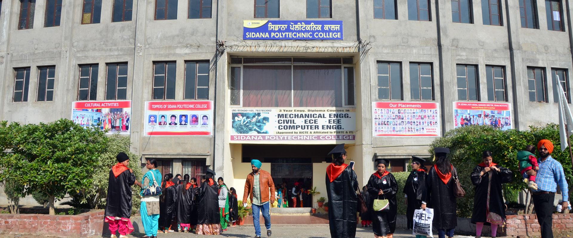 Sidana Polytechnic College